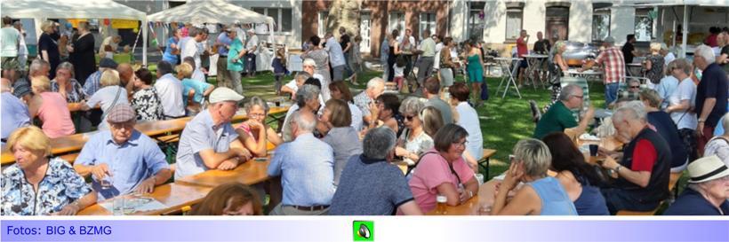 Sehr schönes Tuckel-Fest auf dem Maarplatz • Vielfältiges Engagement bis zum Schluss