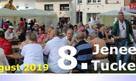 """15 Jahre Bürgerinitiative Geneicken • Zum 8. Mal """"Tuckelfest"""" • Geneickener feiern am kommenden Sonntag, 25. August, ab 11:00 Uhr"""
