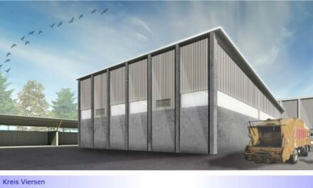 Bezirksregierung erteilt Genehmigung für das Logistikzentrum in Nettetal-Kaldenkirchen