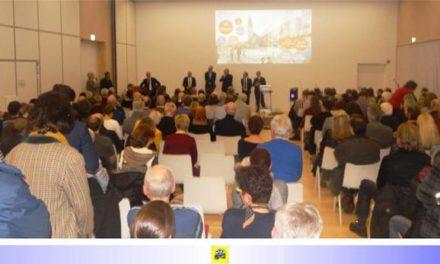 Rathaus-Neubau • Teil II: Vorstellung der Vision eines neuen Rathauses/ Verwaltungsgebäudes in Rheydt • Etwa 60 Minuten geballte Informationen