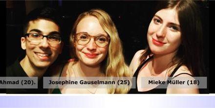 Juso-Vorsitzende Josephine Gauselmann im Amt bestätigt