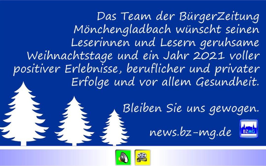 """Akustische Impressionen aus Weihnachtsgottesdiensten mit dem Mönchengladbacher Gospelchor """"Lichtblick"""""""