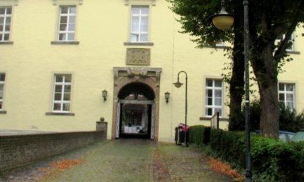 Die Schwanenburg in Kleve: Nicht nur Gerichtsgebäude, sondern auch Museum
